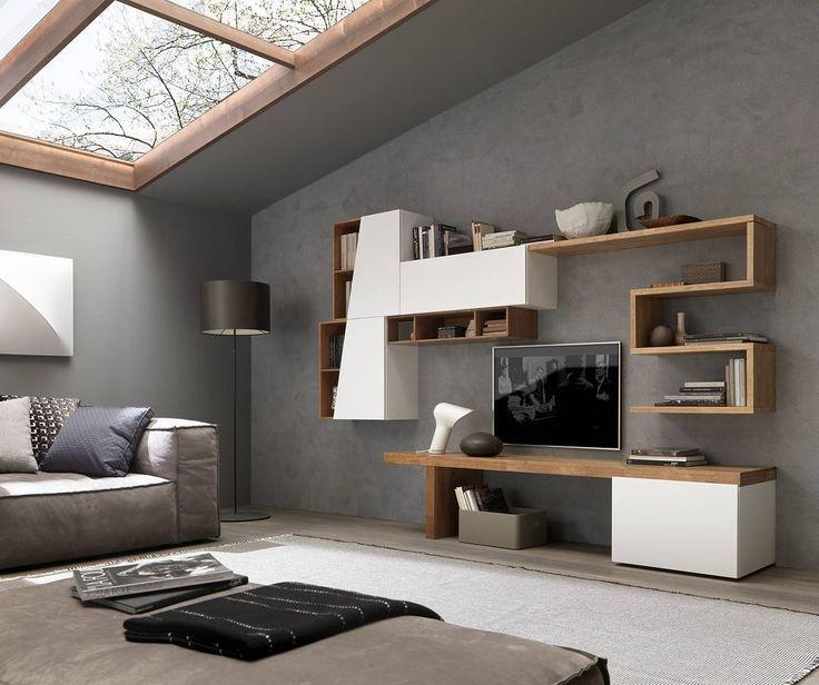 1000+ ideas about Tv Möbel Holz on Pinterest   Tv units ...