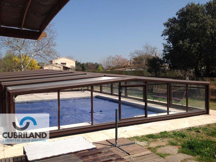 17 mejores ideas sobre cubiertas para piscina en pinterest - Tipos de cerramientos exteriores ...