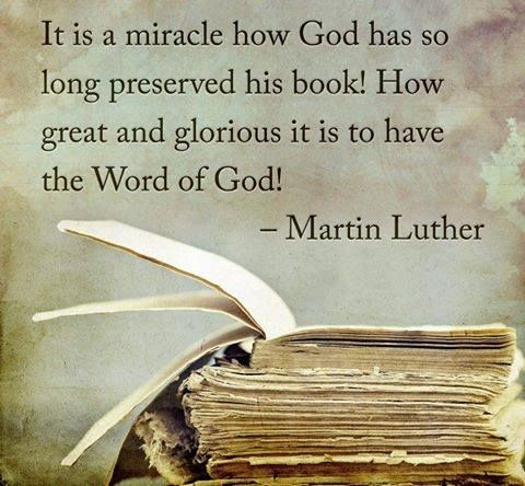 Psalm 119.89  ~   Forever, O LORD, your word is firmly fixed in the heavens.