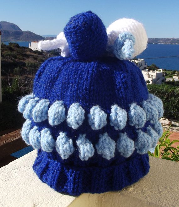 Beanie Hat   Top Knot by Quintessentialcraftz on Etsy, €15.00