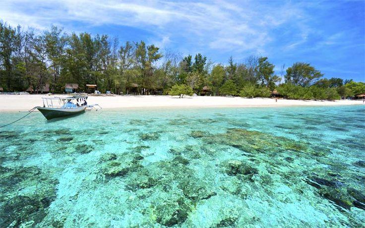 Heerlijk genieten op de Gili Eilanden, 3 tropische paradijsjes voor de kust van Lombok. Ook prima te combineren met uw rondreis over Bali. Original Asia - Rondreis - Vakantie - Lombok - Bali - Gili Eilanden - Trawangan - Meno - Air