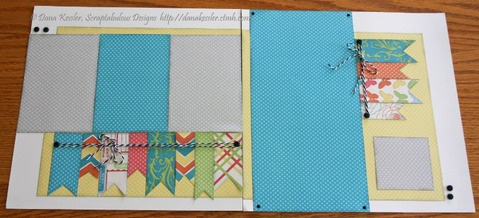 Dotty For You Layouts by Dana Kessler - CTMH Layouts