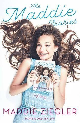Platz 5 der NYT Bestsellers YA vom 30.4.17: The Maddie Diaries: My Story von Maddie Ziegler (seit 6 Wochen auf der Liste)