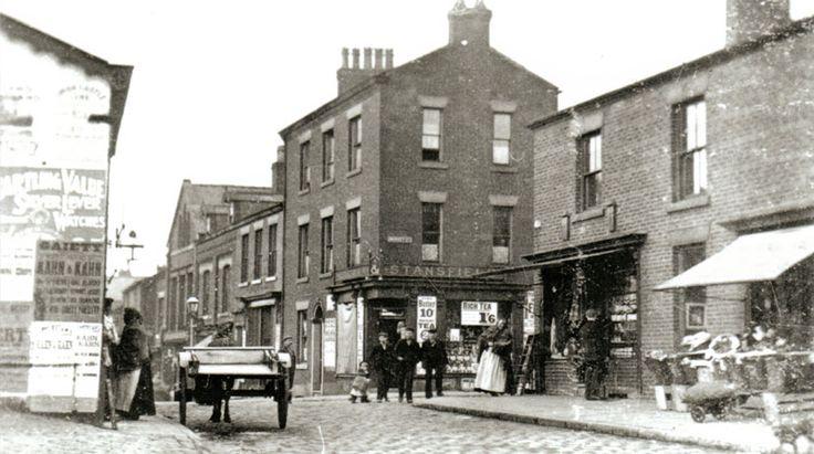 Royton And Shaw Street View Street