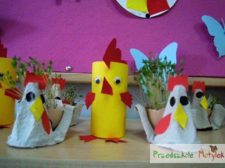 Ozdoby Wielkanocne - http://motylekprzedszkole.pl/