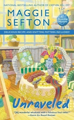 Maggie Sefton's series--gorgeous cover!