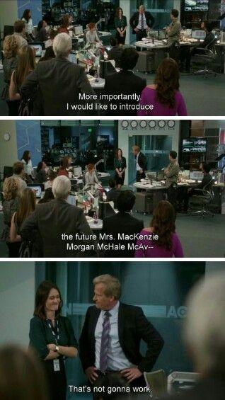 """The future Mrs. MacKenzie Morgan McHale McAv..."" God grace, finally!"
