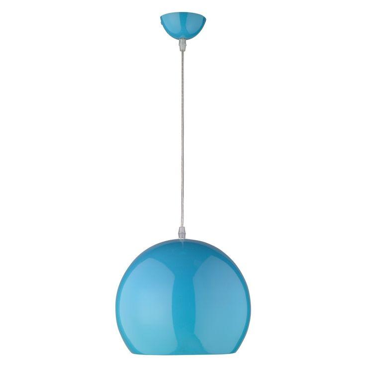 Lampa sufitowa Bobby Body, niebieska | Bonami