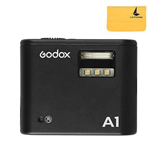 Godox A1 Smartphone Flash 2.4G Wireless System Flash Trigger Konstante Led Licht mit Akku für iPhone 6s / 6s plus / 7/7 plus #Godox #Smartphone #Flash #Wireless #System #Trigger #Konstante #Licht #Akku #für #iPhone #plus