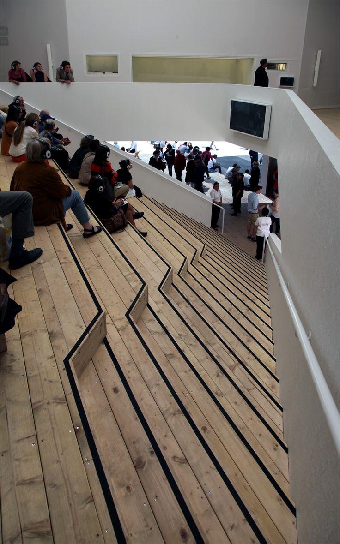Atrium Stairs Architecture