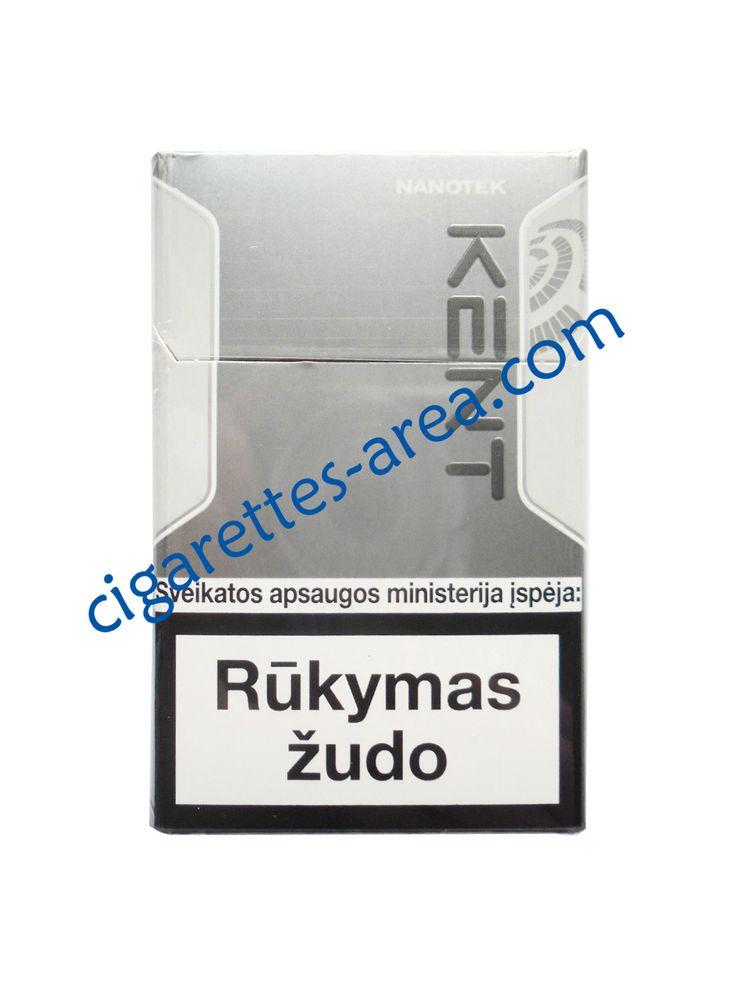 KENT Nanotek Titanium cigarettes