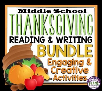 Free middle school writing prompts