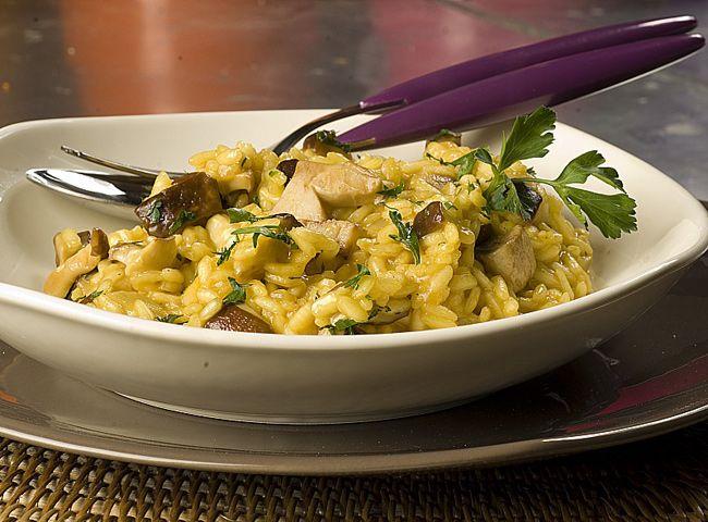 """Cuisiner les pleurotes : une recette issue de notre dossier """"Cuisiner les champignions""""."""