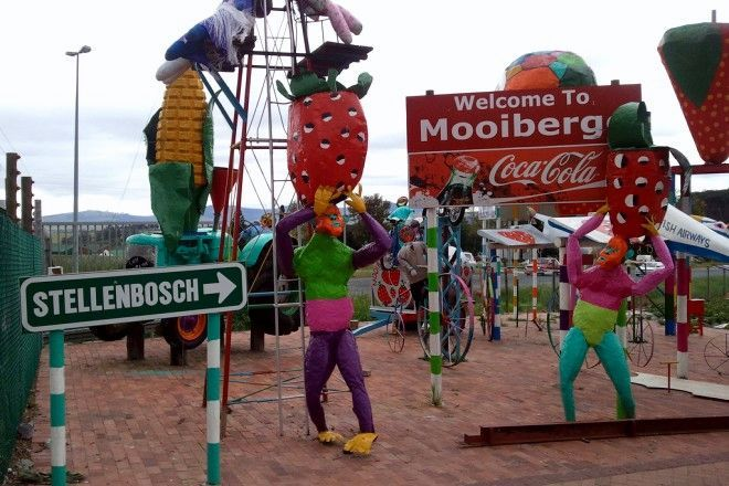 Mooiberg Farm Stall, Stellenbosch, Western Cape