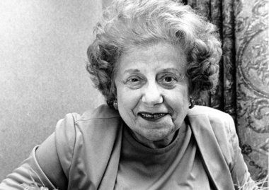 Dorothy Fuldheim, the 5-foot-tall giant: Cleveland Remembers