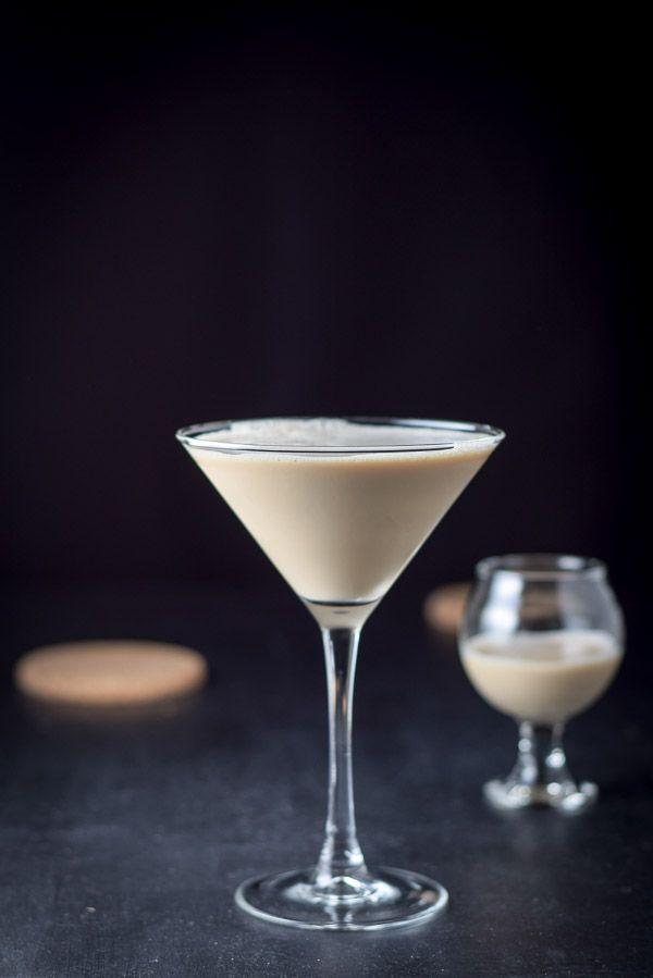 Cocktail au martini