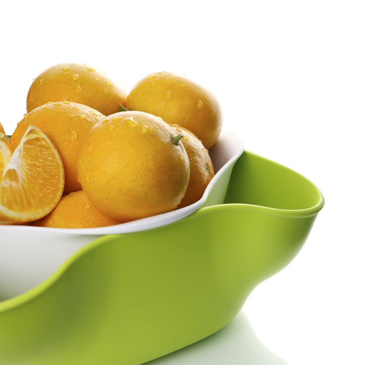 The Double Dish Bowl Drainer Set is double the fun and eliminates half the mess! #ToBowlsAreBetterThanOne #Kitchen #Organization #Snack #FruitBowl #Decor #Serving #Tray #Dinner #Salad #Fruit #Home #Party #DIY #Cooking #Baking #Innovation #Food #Family #Bowl