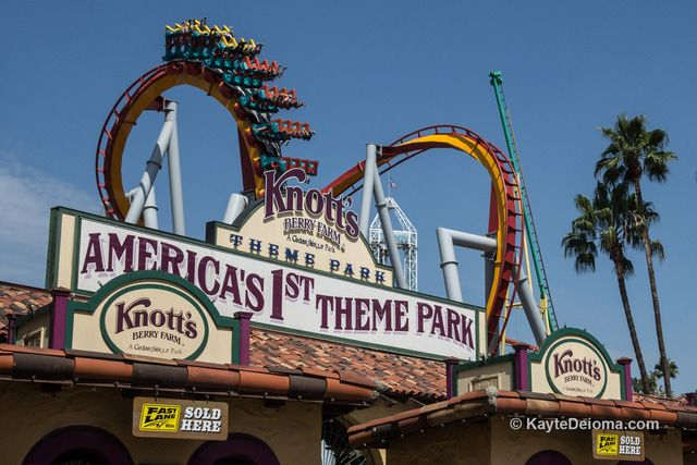 Everything You Ever Wanted to Know about Knott's Berry Farm