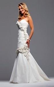 Wedding Two Piece Convertible Bridal & Cocktail Dress David Tutera by Faviana | eBay