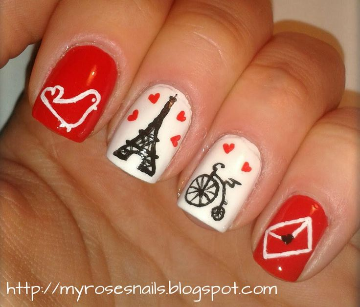 Nail Art Designs Paris The Best Inspiration For Design And Color