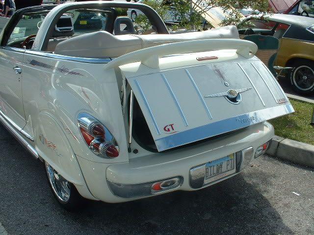 59 Cadillac Tail Lights Pt Cruiser Forum P T Chrysler Light