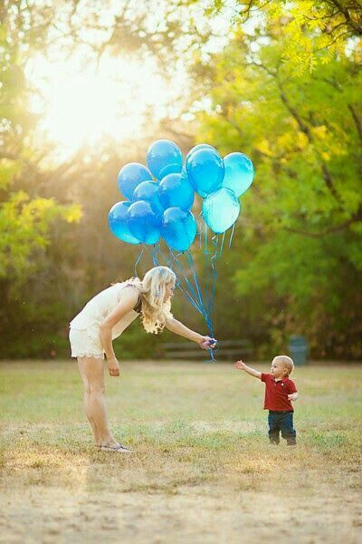 Love it mother and son