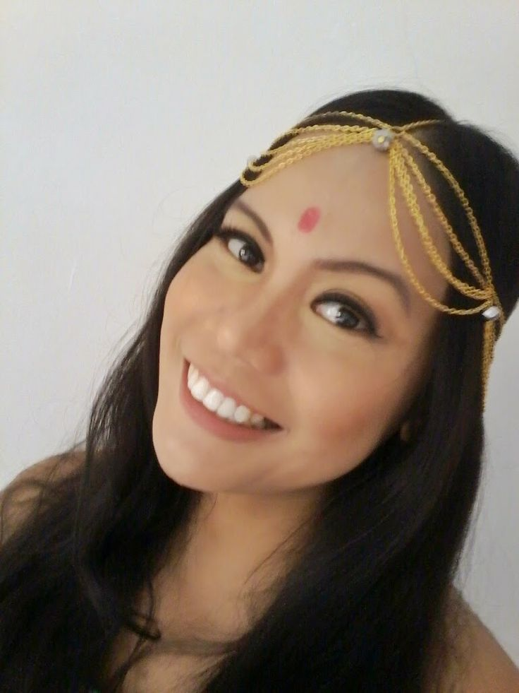 CeRiTa cHa: Make Up India Sederhana