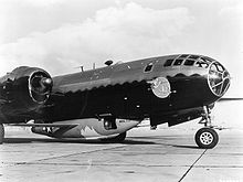 bell x-1   bell x 1 and its b 29 mother ship in 1947.