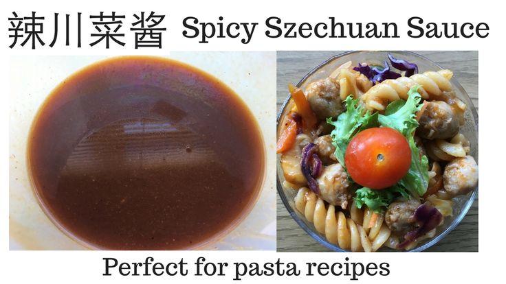 Chinese Recipe | Stir Fry Szechuan Sauce