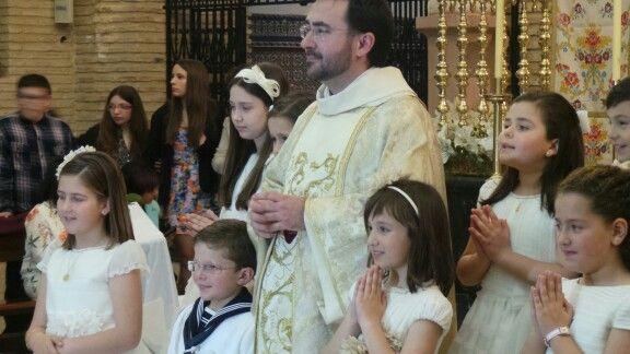 Con el Sacerdote