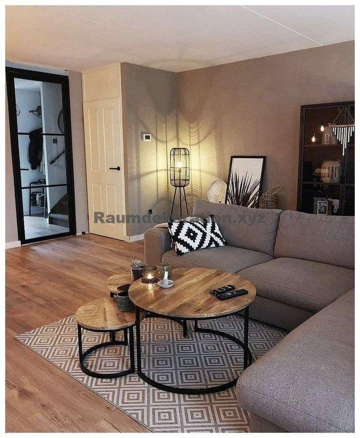 Room Decor – 50 atemberaubende Ideen modernes Wohnzimmer Dekor 37