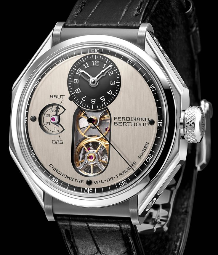The Chronométrie Ferdinand Berthoud FB 1.3 is an update to the FB 1 watch that has been two years in the making.