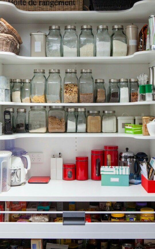 170 besten Pantries Bilder auf Pinterest | Küchen, Küchenstauraum ...