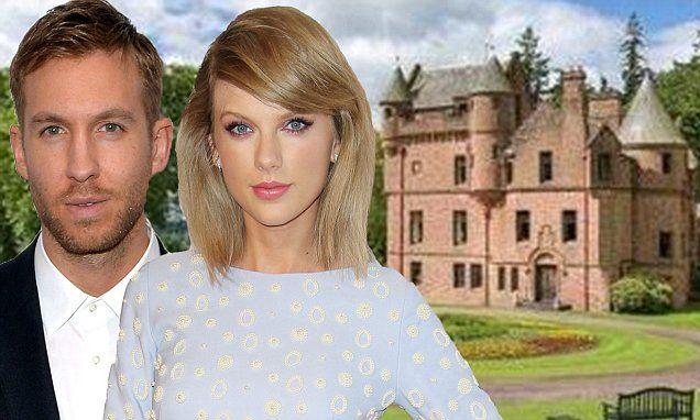Taylor Swift 'eyeing £4.6million Scottish castle' near Calvin Harris