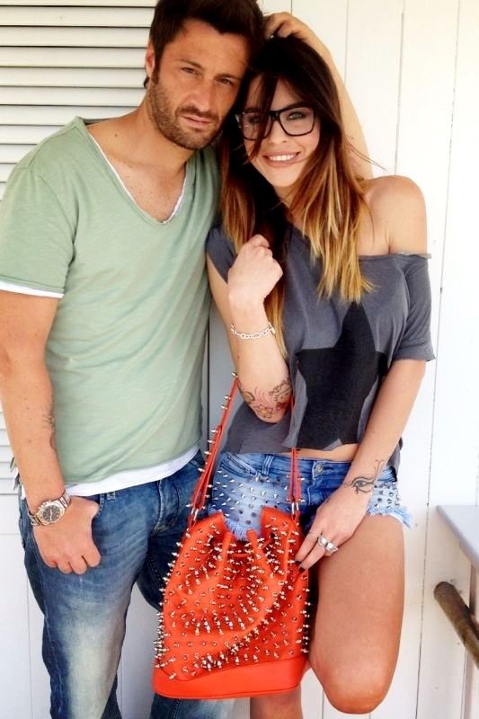 Pamela Camassa & Filippo Bisciglia in love ❤
