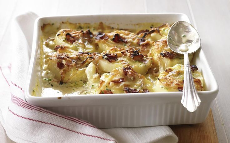 This classic easy potato bake recipe from Australian Women's Weekly is complete…