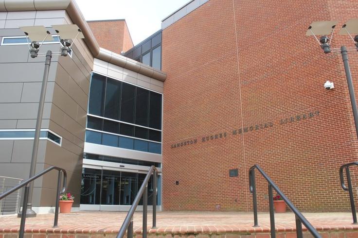 Langston Hughes Memorial Library Lincoln University