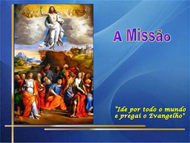 Blog da Catequista Lucimar: Solenidade da Ascensão do Senhor