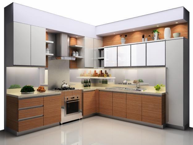 Harga U0026 70 Model Gambar Kitchen Set Minimalis   Memiliki Dapur Yang Rapi,  Bersih,. Kitchen InteriorKitchen DesignKitchen ...