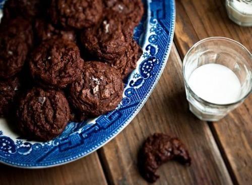 Cibo: #Biscotti #cioccolato e #sale rosa: ecco la ricetta da provare (link: http://ift.tt/2k5sKqL )