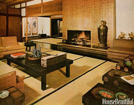 Mad Men Style Beautiful The 1960s And Large Coffee Tables