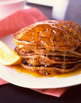 Sweet Potatoe Pancakes ... mm mm just had them at Cracker Barrel this morning and can't get them out of my head