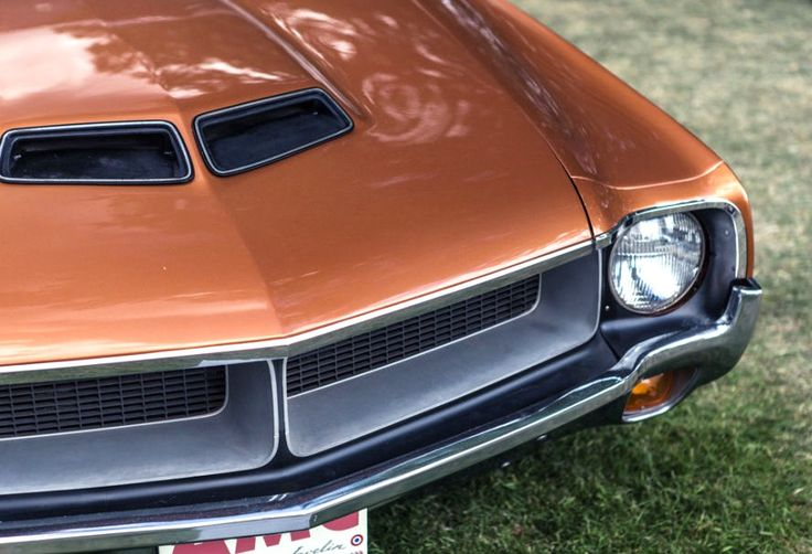 American Pony Cars at Goodwood Festival of Speed