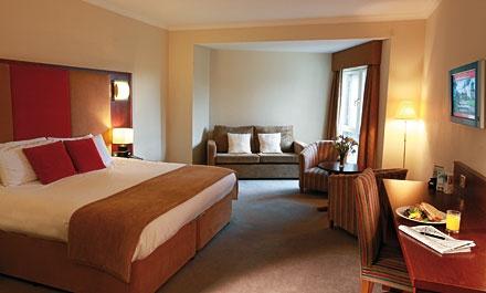 Family bedroom at BEST WESTERN PLUS Keavil House Hotel
