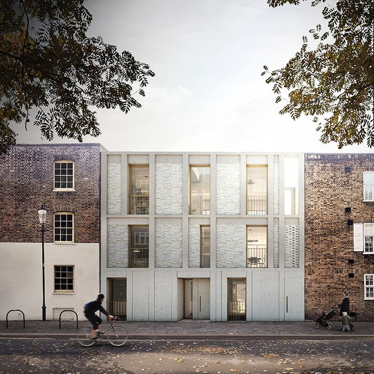 Forbes Massie / 3D Visualisation Studio / London - Work - Haptic / Rawlings Street
