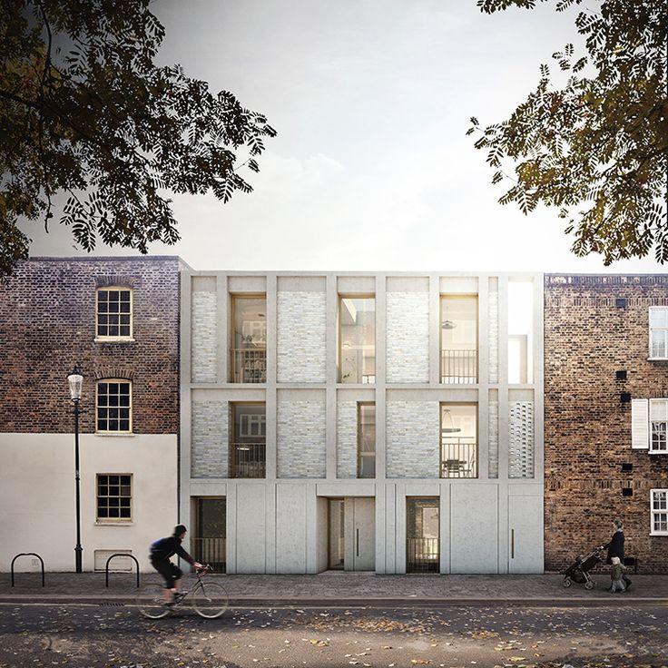 Forbes Massie / 3D Visualisation Studio / London - Work - Haptic / RawlingsStreet