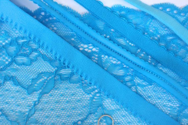 Bra Kit – Blue | Measure Twice Cut Once