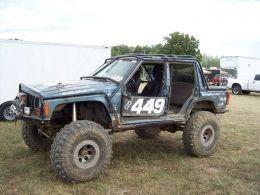 1998 Jeep Cherokee XJ by Ken Carter / BRUISER http://www.4x4builds.net/1998-jeep-cherokee-xj-build-by-ken-carter-bruiser
