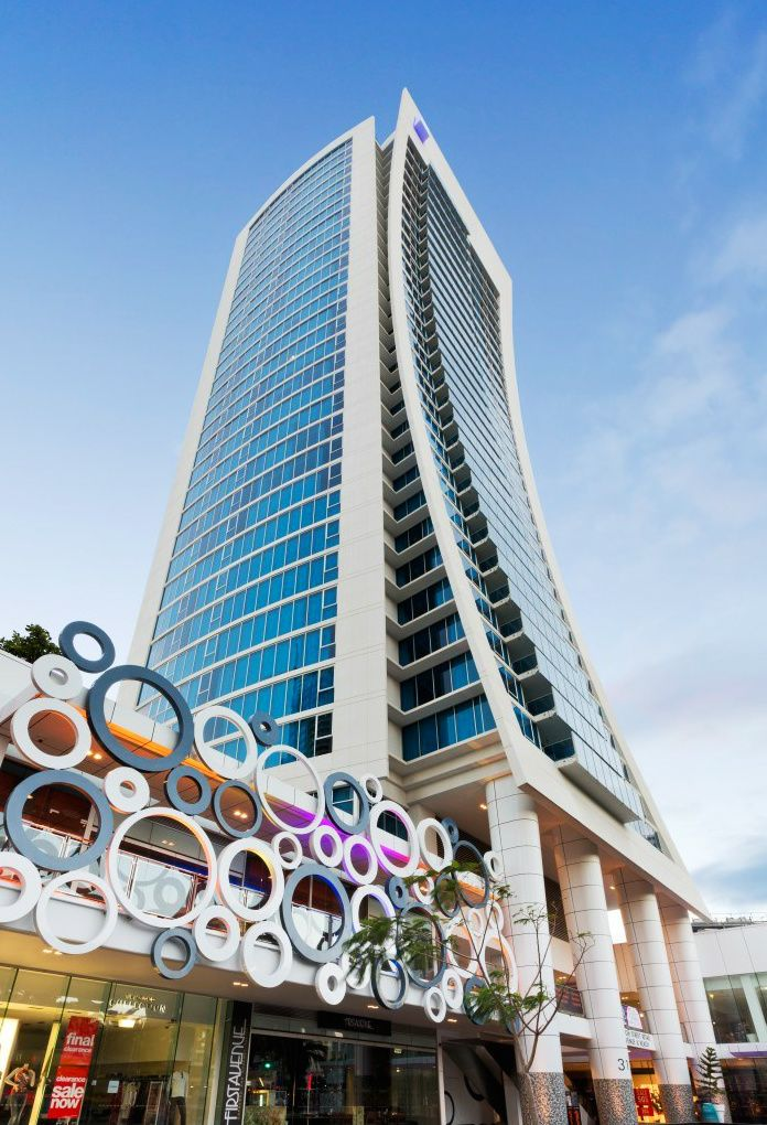 The Hilton At Surfers Paradise On The Gold Coast One Of The Regions