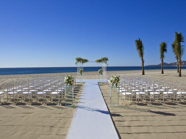 Boda en la playa del hotel Barceló Grand Faro Los Cabos